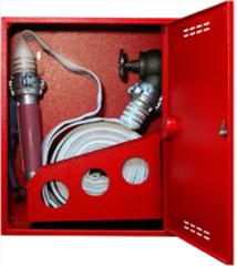 Установка противопожарного водопровода