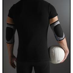 Локтевые бандажи (спортивные налокотники) Rehband