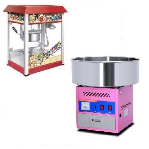 Аппараты для поп-корна и сахарной ваты