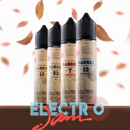 Tobacco Barrel by ELECTRO JAM