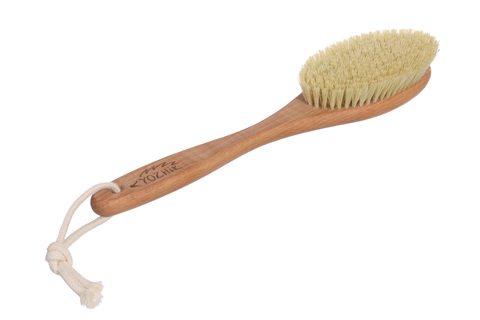 Щётки для сухого массажа с натуральным волокном тампико