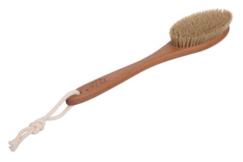 Щётки для сухого массажа с натуральной щетиной