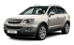 Чехлы на Opel Antara