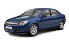 Чехлы на Opel Astra