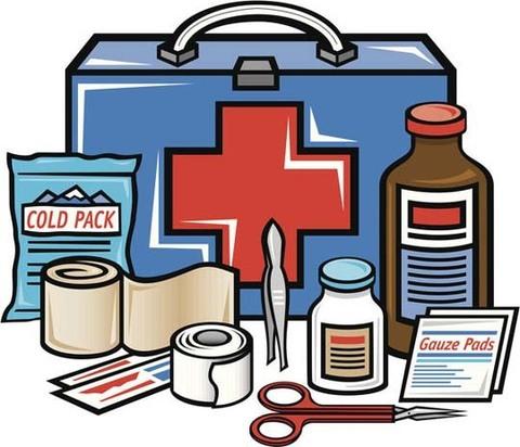 Аптечки и принадлежности