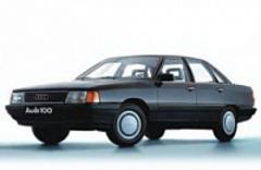 Чехлы на Audi 100
