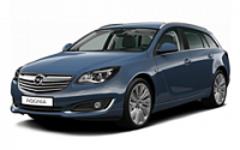 Чехлы на Opel Insignia