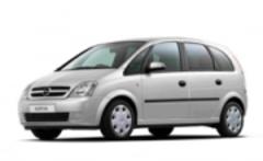 Чехлы на Opel Meriva