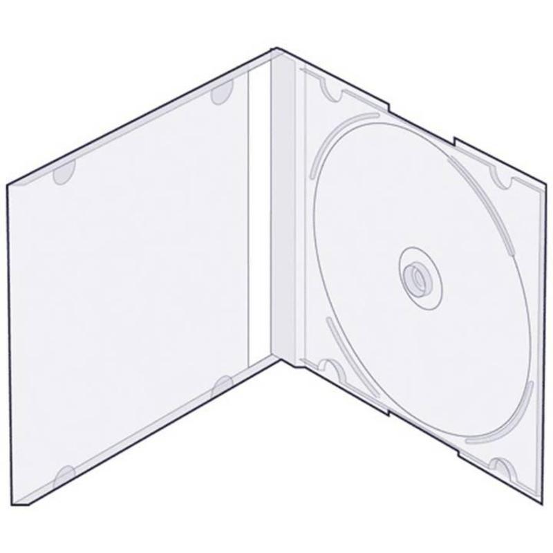 Бокс для CD/DVD