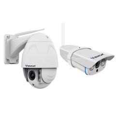 Камеры наружного видеонаблюдения уличные с WiFi и записью