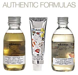 Authentic Formulas - Органическая линия