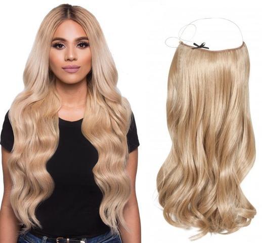 FLIP HAIR (волосы на леске)