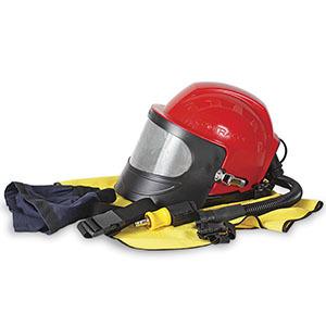 Шлемы пескоструйщика