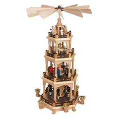 Рождественские пирамиды