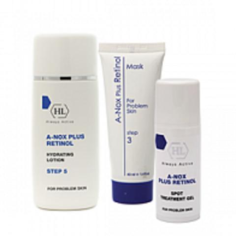 A-NOX + RETINOL - Линия для проблемной кожи с ретинолом