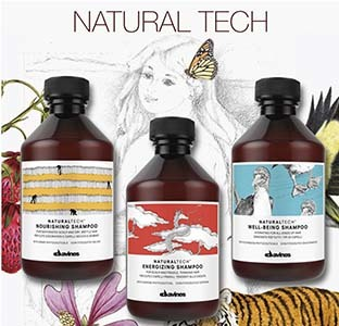 Natural Tech - Лечебная косметика для волос