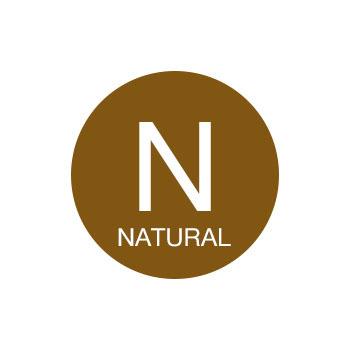 N - Натуральные оттенки