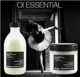 OI Essential Haircare - Для абсолютной красоты волос