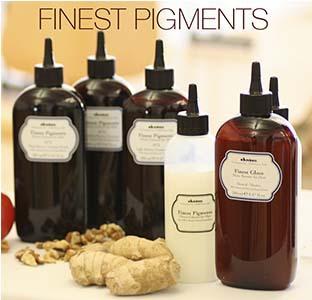 Finest Pigments - Натуральное окрашивание