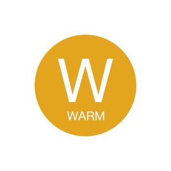 W - Теплые оттенки