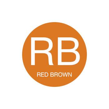 RB - Красно-коричневые оттенки