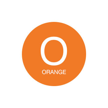 Colorance O - Оранжевые оттенки