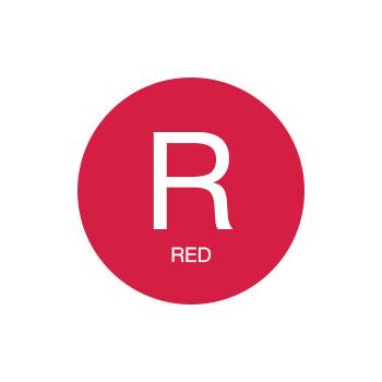 Colorance R - Красные оттенки