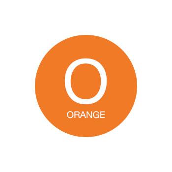 Materia - O Оранжевые оттенки