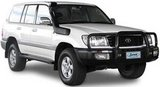 Toyota Land Cruiser 80, 105