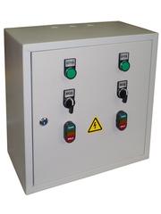 Ящики управления РУСМ5115 IP54 (нереверс., 2 фидера, с ДУ)