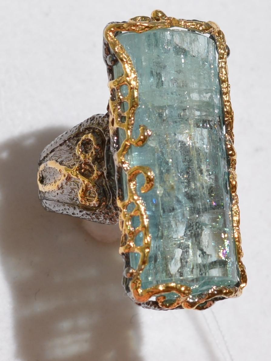 Серебряные комплекты с натуральными камнями