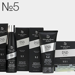 Серия №5 - Восстановления структуры волос