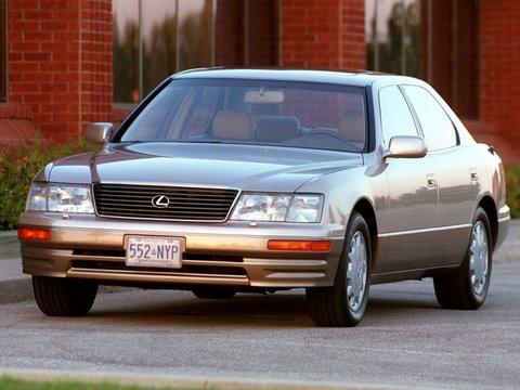 LS400 (F10, F20)