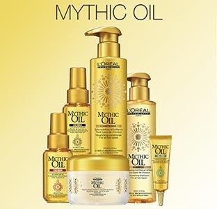 Mythic Oil - Уход на основе масел