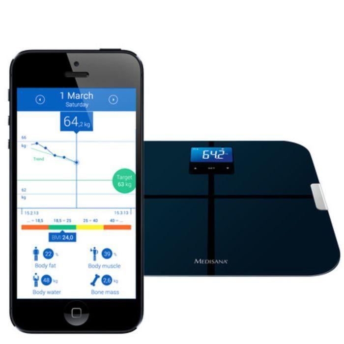 Весы электронные MEDISANA