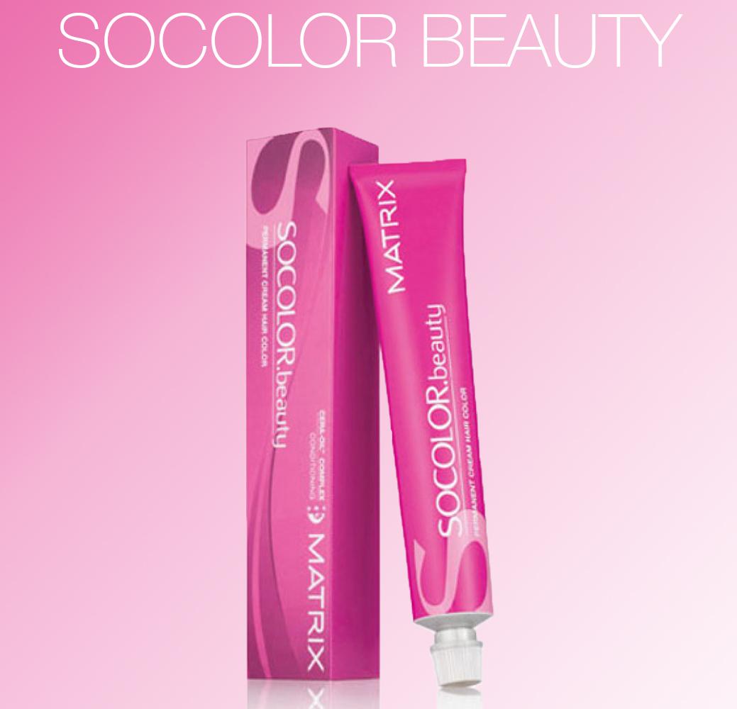 Socolor Beauty - Стойкая крем-краска