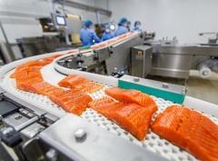 Пол для рыбной промышленности