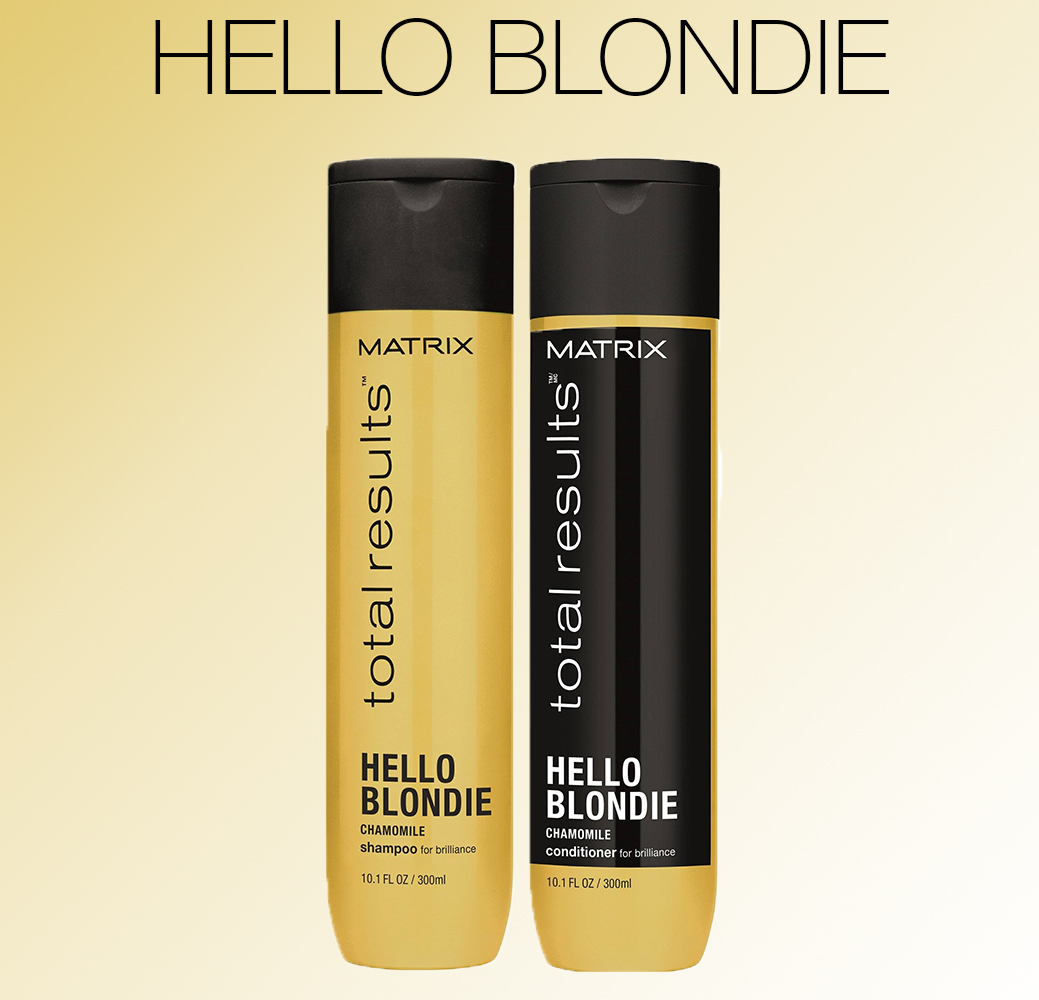 Hello Blondie – Для светлых волос
