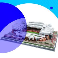 3D-конструкторы стадионов