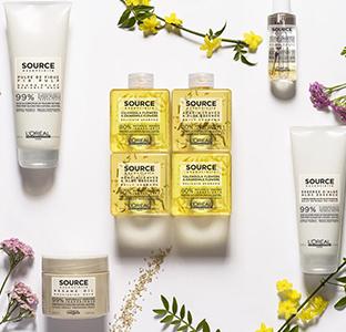 Source Essentielle - 100% натуральный уход для волос