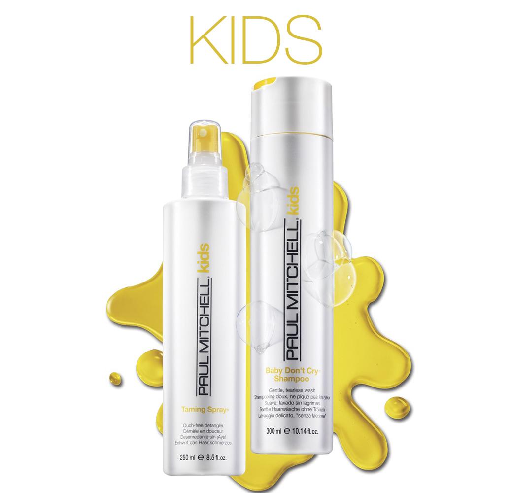 Kids - Для детских волос