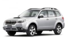 Чехлы на Subaru Forester