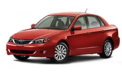 Чехлы на Subaru Impreza
