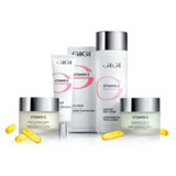 VITAMIN E - Линия Витамин Е антиоксидантная и аникуперозная линия  для разных типов кожи