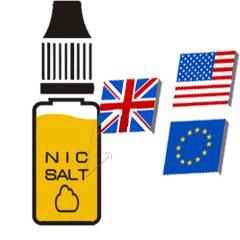 Зарубежные salt