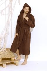 Мужской именной халат