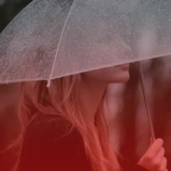 Прозрачные зонты трости