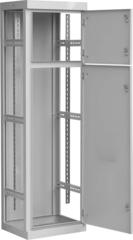 Шкафы металлические напольные
