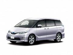 Чехлы на Toyota Estima