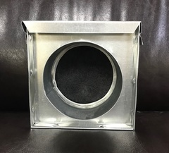 КУФ - кассетный угольный фильтр (нейтрализация запахов)